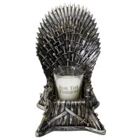 Game of Thrones Iron Throne Candle Holder