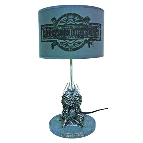 Game Of Thrones Iron Throne Table Lamp