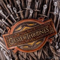 Game of Thrones Iron Throne Tankard Close Up