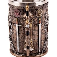 Game of Thrones Iron Throne Tankard Handle