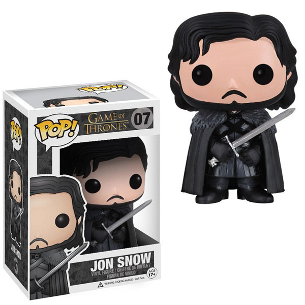 Game of Thrones Jon Snow Pop Vinyl Figure