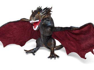 Game of Thrones Jumbo Drogon Plush Dragon