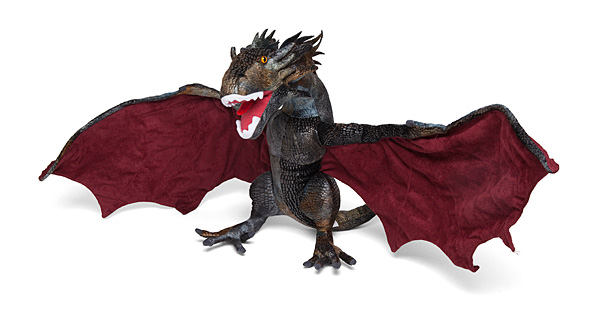Game of Thrones Jumbo Drogon Plush Dragon