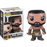 Game of Thrones Khal Drogo POP! Figure