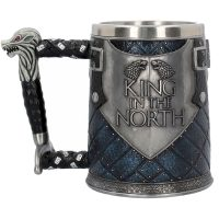 Game of Thrones King in the North Beer Tankard