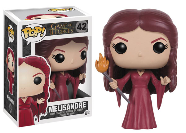 Game of Thrones Melisandre Pop Vinyl Figure