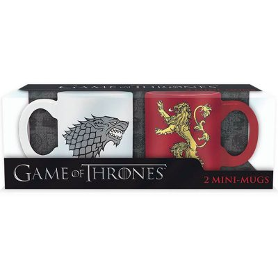 Game of Thrones Mini Mugs