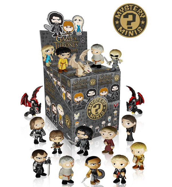 Game of Thrones Mystery Minis Series