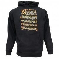 Game of Thrones Night's Watch Oath Hoodie