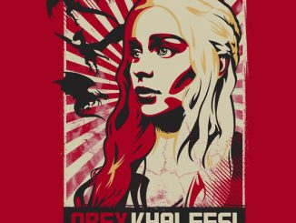Game of Thrones Obey Khaleesi Shirt