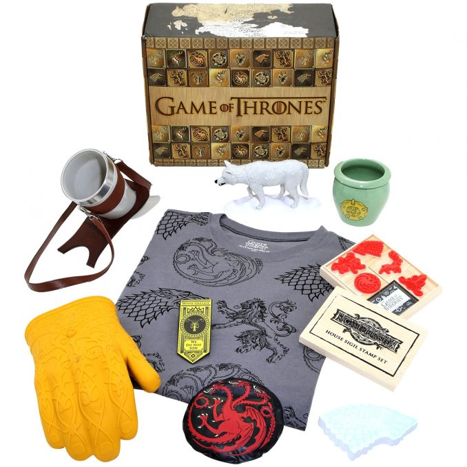 Game of Thrones Premium Collector's Box