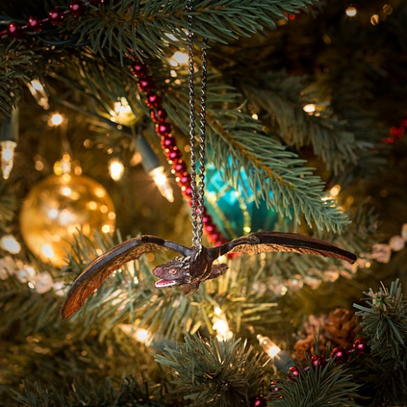 game of thrones resin dragon christmas ornaments
