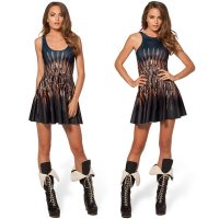 Game of Thrones Reversible Skater Dress