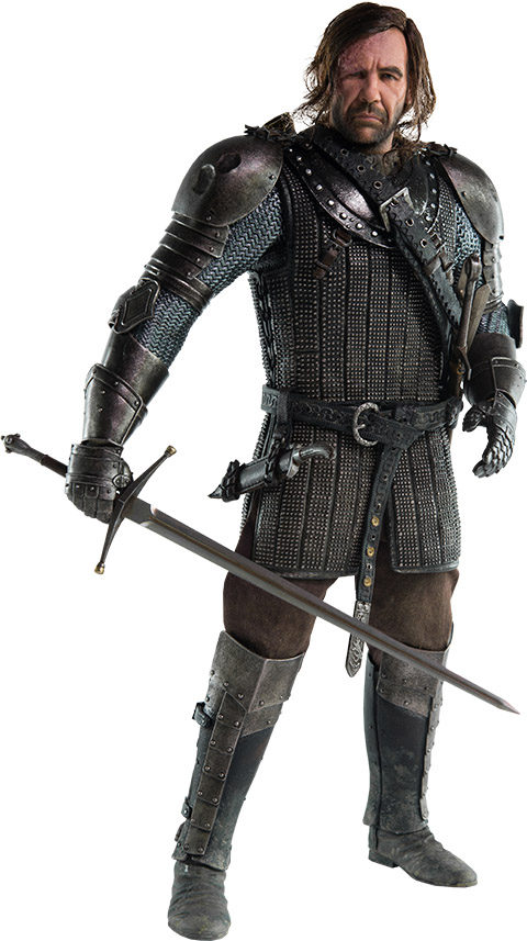 Game of Thrones Sandor Clegane The Hound Sixth Scale Figure