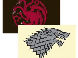 Game of Thrones Sigil Poster