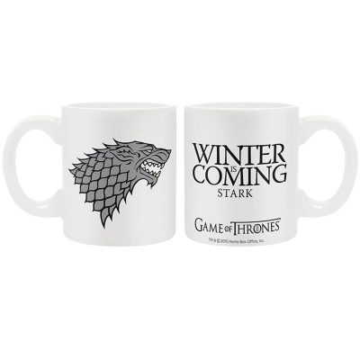 Game of Thrones Stark Espresso Mug