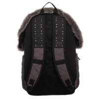 Game of Thrones Stark Faux Fur Backpack Straps