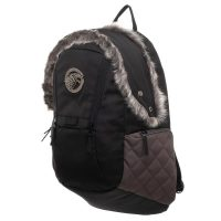 Game of Thrones Stark Fur Backpack
