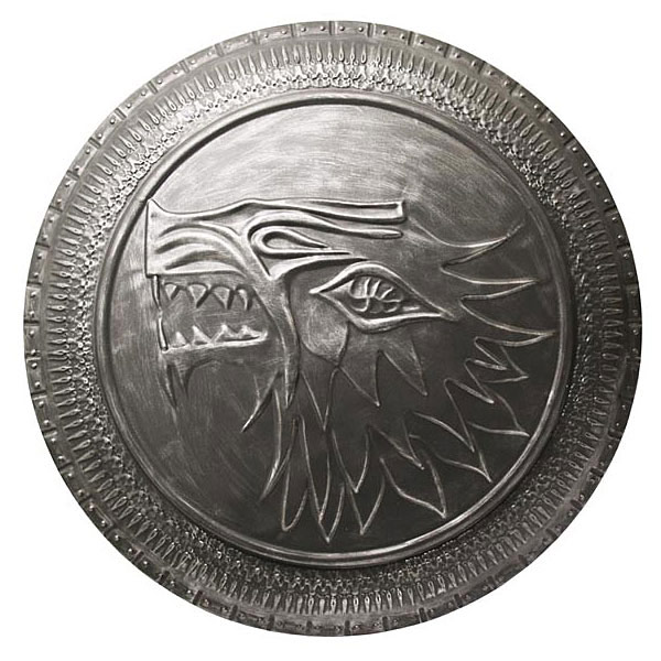 Game of Thrones Stark Shield Limited Edition Prop Replica