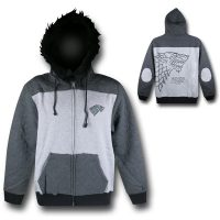 Game of Thrones Stark Winter Hoodie
