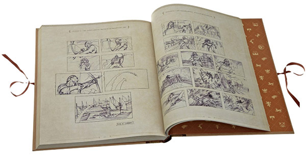 Game of Thrones Hardcover Storyboards Hardcover