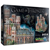 Game of Thrones The Red Keep 3D Puzzle Box