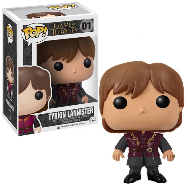 Game of Thrones Tyrion Lannister POP! Figure