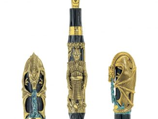 Game of Thrones Winter is Here Montegrappa 18k Gold Pen
