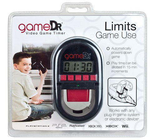 GameDR 60705-00 Universal Video Game Timer