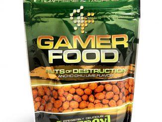 Gamer Food Caffeinated Energy Snacks