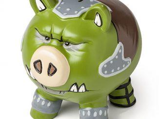 Gamorrean Guard Piggy Bank