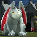 Gargantuan Inflatable Gargoyle