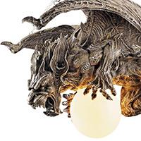 Nightfall Gargoyle Chandelier