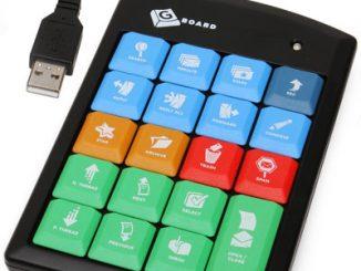 Gboard Gmail USB Keypad