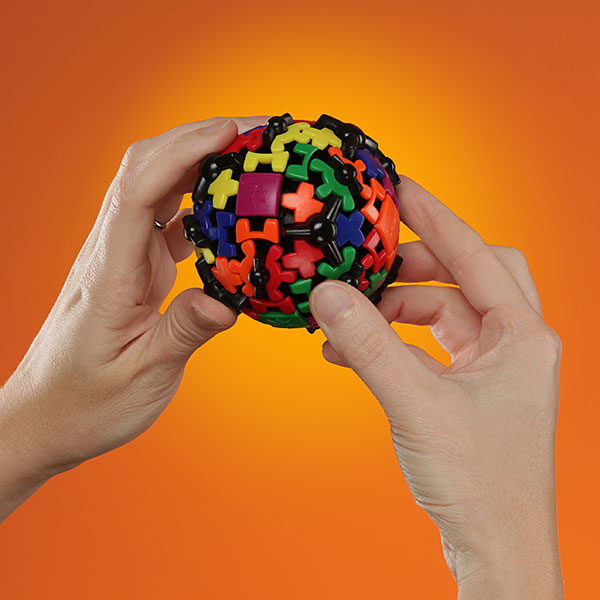 Gear Ball Puzzle Sphere