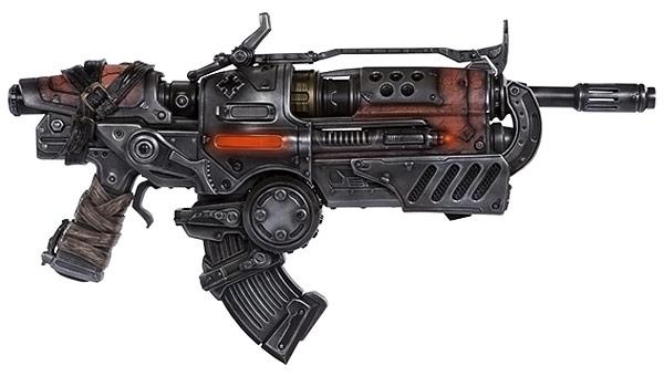 Gears of War HammerBurst Prop Replica