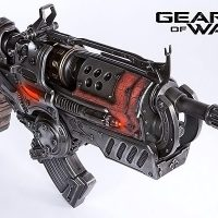 Gears of War 3 HammerBurst Prop Replica