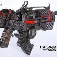 Gears of War 3 HammerBurst Prop Replica