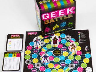 Geek Battle Game