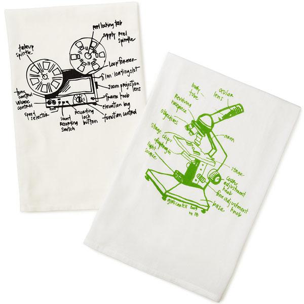 Geek Hand Towels