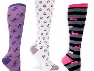 Geek Ladies Knee Socks