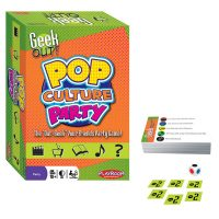 Geek Out Pop Culture Trivia Game