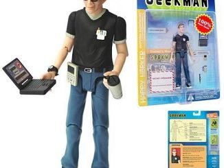 GeekMan Action Figure