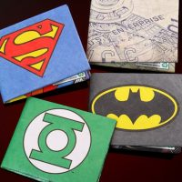 Geeky Tyvek Wallets