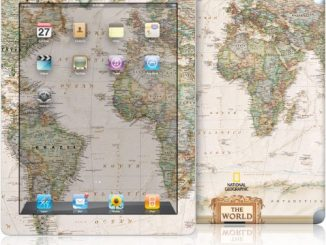 GelaSkins The World for The New iPad and iPad 2