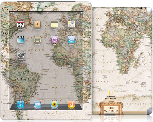 GelaSkins for The New iPad and iPad 2