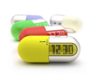 Gelule Clock Radio