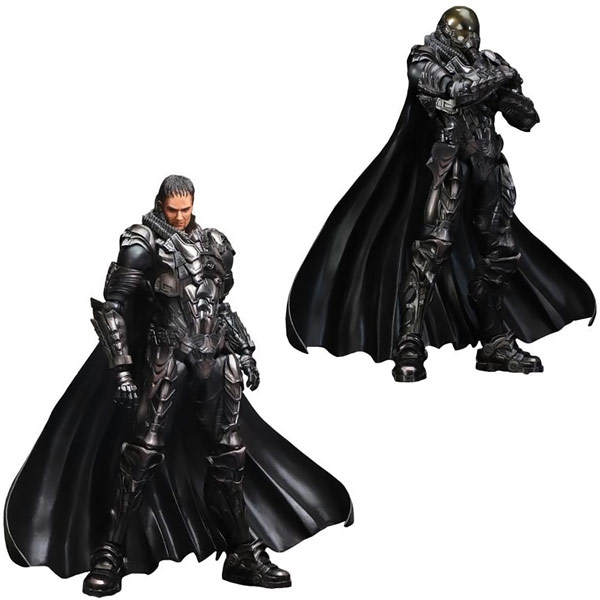 General Zod Play Arts Kai Figure