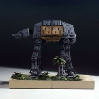 Gentle Giant AT-ACT Walker Bookends