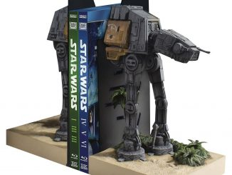 Gentle Giant Star Wars AT ACT Walker Bookends